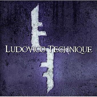 Technique de Ludovico - nous sommes arrivés à importation USA épave tout [CD]