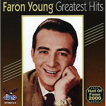 Faron Young - Greatest Hits [CD] USA import