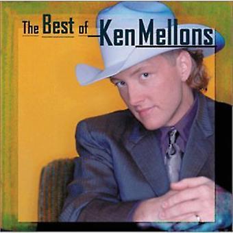 Ken Mellons - importación de Estados Unidos mejor de Ken Mellons [CD]