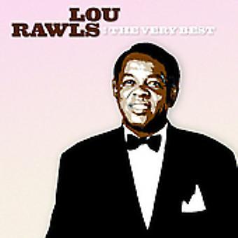 Lou Rawls - Very Best of Lou Rawls [CD] USA import