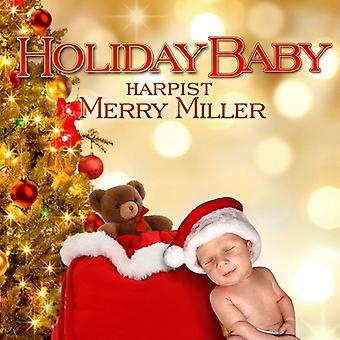 Glædelig Miller - ferie Baby [CD] USA import