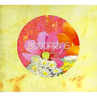 Boogarins - As Plantas Que Curam [CD] USA import