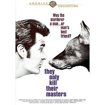 They Only Kill Their Masters [DVD] USA import
