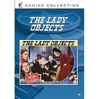 Lady Objects [DVD] USA import