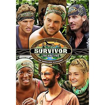 Overlevende: Tocantins: sæson 18 [DVD] USA import
