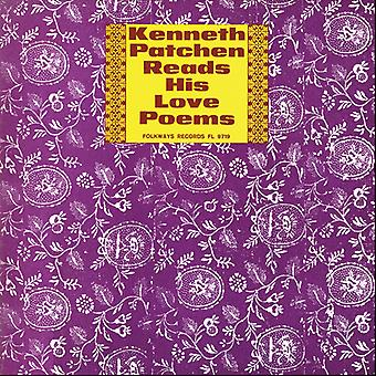 Kenneth Patchen - importation USA Kenneth Patchen lit ses poèmes d'amour [CD]