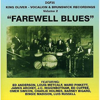 King Oliver - King Oliver: Vol. 2-farvel Blues [CD] USA import
