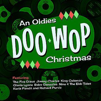 Verschiedene Künstler - ein Oldies: Doo Wop Weihnachten [CD] USA import