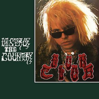 Gun Club - Destroy the Country [CD] USA import