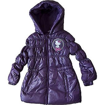 Girls Hello Kitty Charmmy Kitty Puffa Jacket
