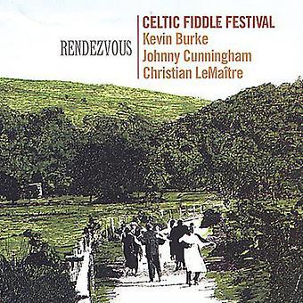 Celtic Fiddle Festival - Rendezvous [CD] USA import
