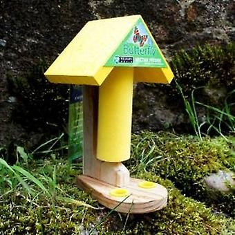 Butterfly & Bee Nectar Feeding Station (Pack of 12)
