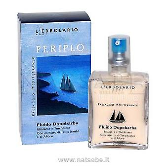 El Erbolario Periplus Fluid aftershave 100 ml