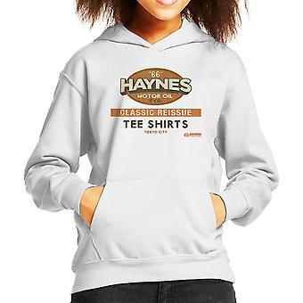 Haynes Classic återutfärda Tee Shirts Kid's Hooded Sweatshirt