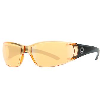 HARLEY DAVIDSON glasses mens sunglasses Orange glasses box