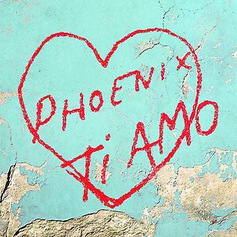 Phoenix - Ti Amo [Vinyl] USA importerer