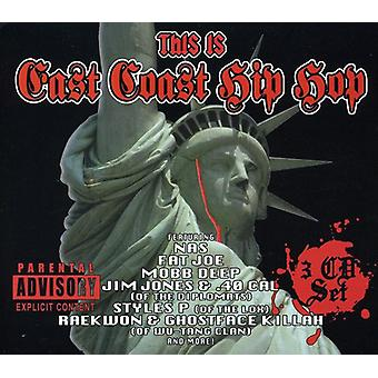 This Is East Coast Hip Hop - This Is East Coast Hip Hop [CD] USA import