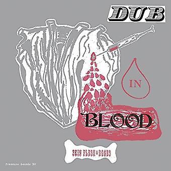 Huden kødet & knogler - Dub i blod [CD] USA import