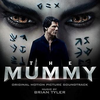 Tyler * Brian - The Mummy - oprindelige Motion Picture Soundtrack [CD] USA importerer