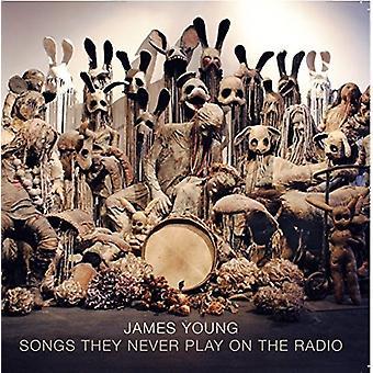 James Young - canciones nunca juegan en la importación de los E.e.u.u. Radio [CD]