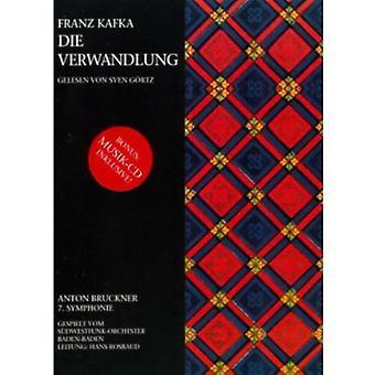 Franz Kafka - Die Verwandlung [CD] USA import