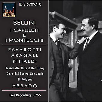 Bellini / Rinaldi / Coro Del Teatro Comunale Di - Capuleti E I Montecchi [CD] USA import