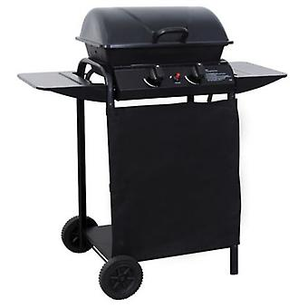 Papillon Barbacoa Gas 93X48X97cm.  Crow  (Garden , Barbecue , Barbecue)