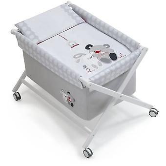 Interbaby Textile Cradle + Honey-Ant-Nat Friends