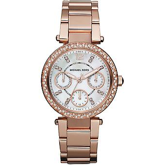 Michael Kors Damen Mini Parker Chronograph Watch MK5616