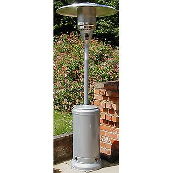 CASTMASTER Luxury Gas Patio Heater - FREE Accessories Inc Winter Cover