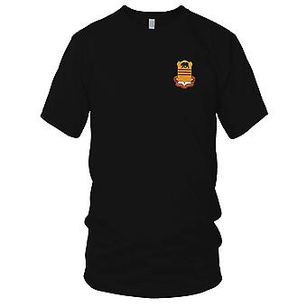 US Army - 308th Cavalry Regiment Embroidered Patch - Ladies T Shirt