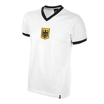 Germany 1970\'s Short Sleeve Retro Football Shirt