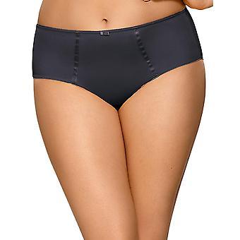 Ana gris bragas Panty breve completa Nipplex ANN-GRF-FIG Femenil