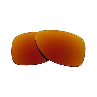 Best SEEK Polarized Replacement Lenses for Oakley DISPATCH II 24K Gold Red