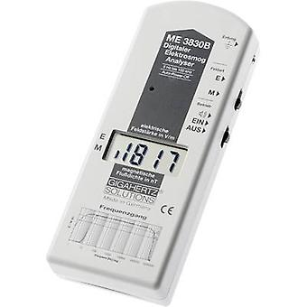 Gigahertz Solutions ME 3830B Low frequency (NF) analyser, EM detector 16 Hz - 100 kHz, 2dB (in