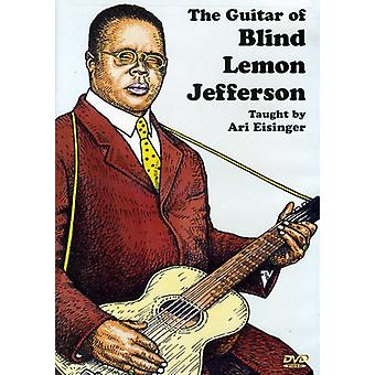 Ari Eisinger - Guitar of Blind Lemon Jefferson [DVD] USA import