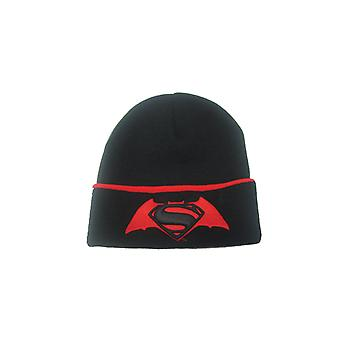BATMAN V SUPERMAN BATMAN V SUPERMAN CUFF (JUNIOR) Mössa
