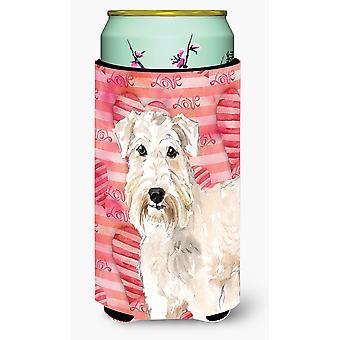 Love a Wheaten Terrier Tall Boy Beverage Insulator Hugger