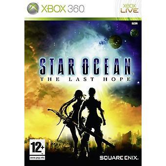 Star Ocean die letzte Hoffnung (Xbox 360)