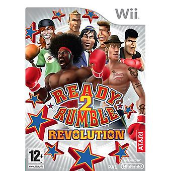Ready To Rumble Revolution (Nintendo Wii)