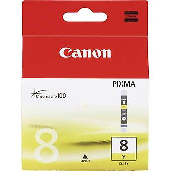Canon Ink CLI-8Y Original Yellow 0623B001
