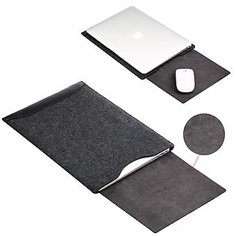 Leather Laptop cover for Macbook pro 13,3