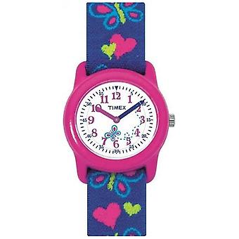 Timex Childrens Kids Butterfly Strap T89001 Watch