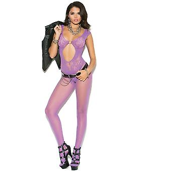 Vivace EM-81146 Fishnet og blonde bodystocking