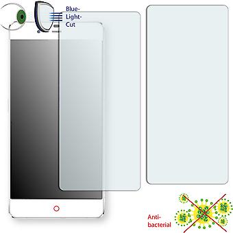 ZTE Nubia Prague S screen protector - Disagu ClearScreen protector (deliberately smaller than the display, as this is arched)