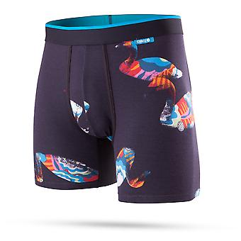 Stance Swans Boxers - Black