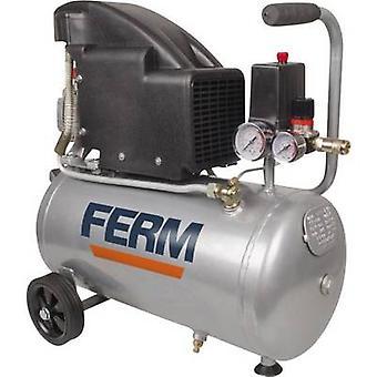 Ferm CRM1045 Air compressor 24 l 8 bar