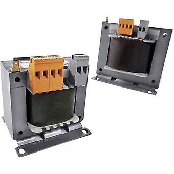 Control transformer, Isolation transformer, Safety transformer 1 x 400 V 1 x 230 V AC