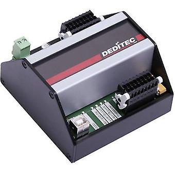 IO module Deditec USB-OPTO-RELAIS-8 USB No. of digital inputs: 8 No. of relay outputs: 8