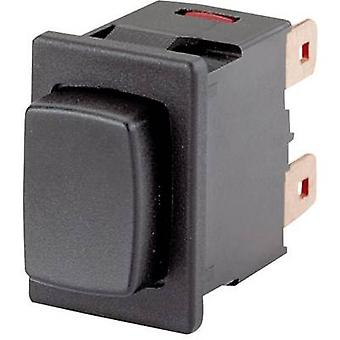 Marquardt 1683.1201 Pushbutton 250 V AC 16 A 1 x Off/(On) IP40 momentary 1 pc(s)